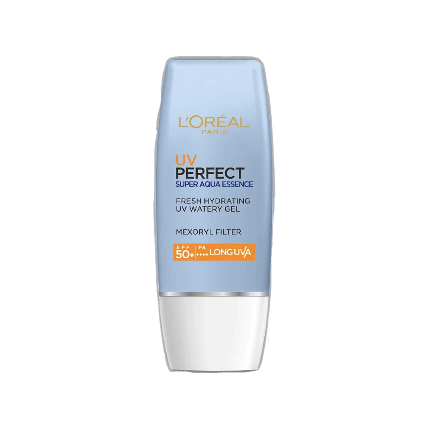 L'oreal Paris Uv Perfect Super Aqua Essence Spf 50+ Pa++++ Long Uva - 30 Ml