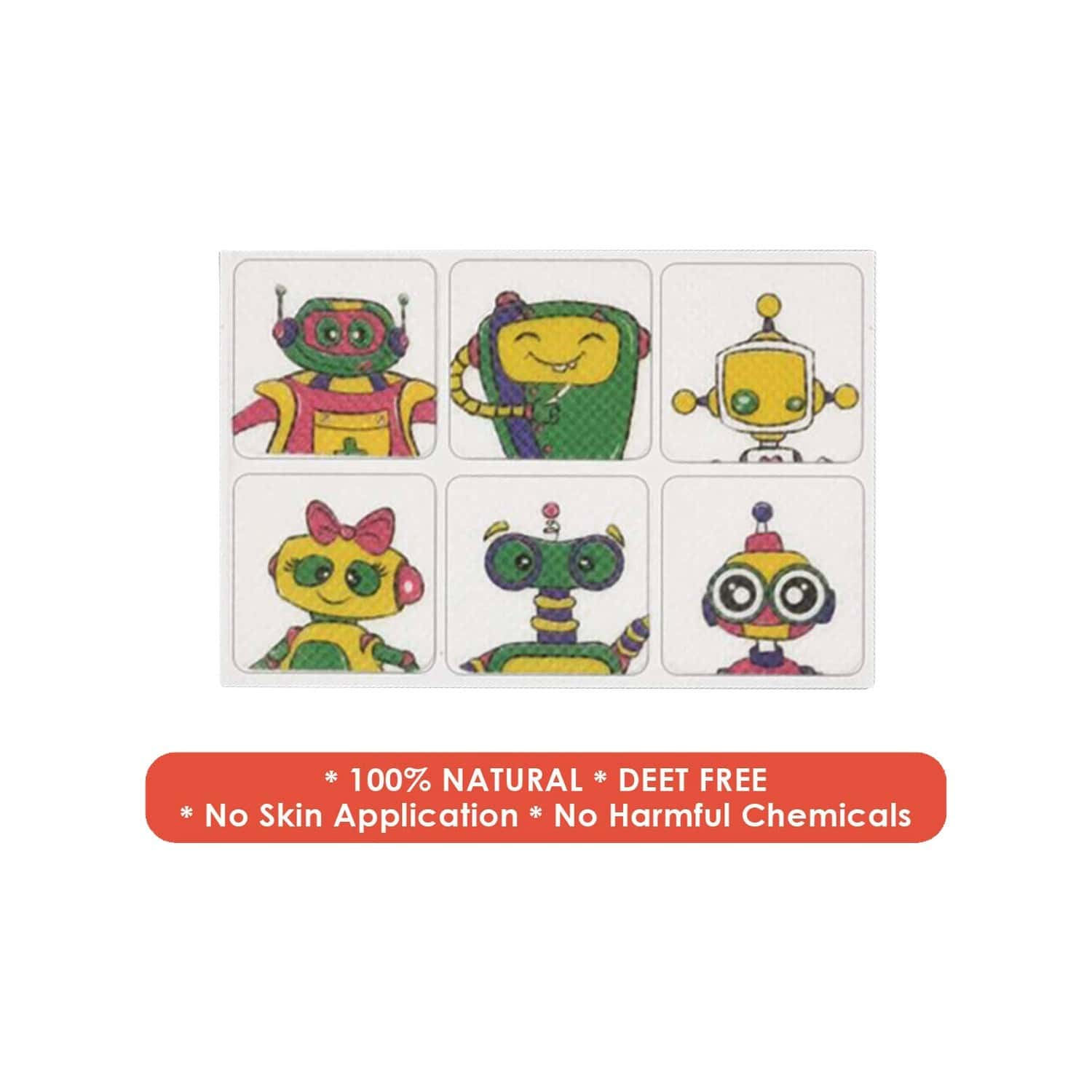 Buddsbuddy Mosquito Repellent Patches - 12pc