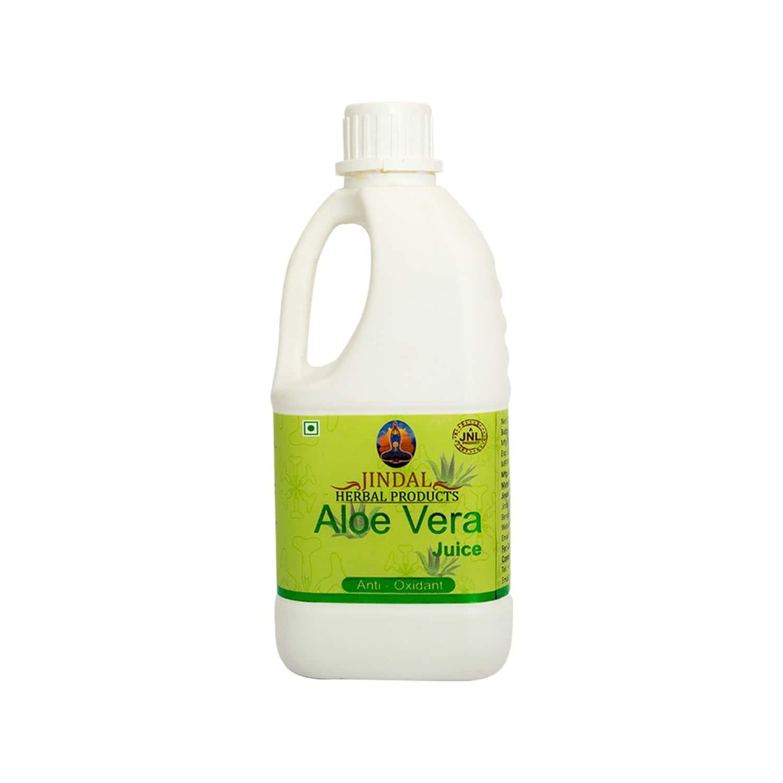 Jindal Herbals Aloe Vera Health Juice Bottle Of 500 Ml