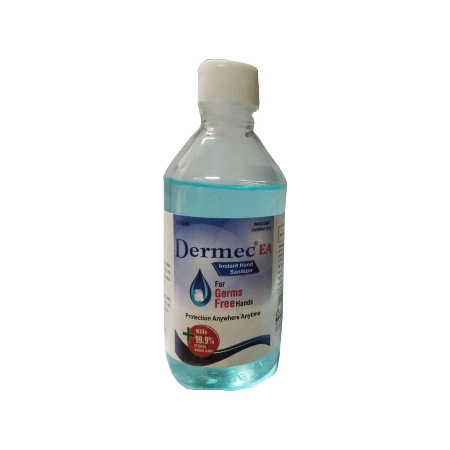 Dermec Ea Instant Hand Sanitizer Bottle Of 100 Ml