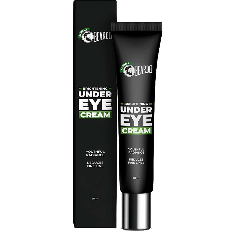 Beardo Naturals Under Eye Cream - 20 Ml