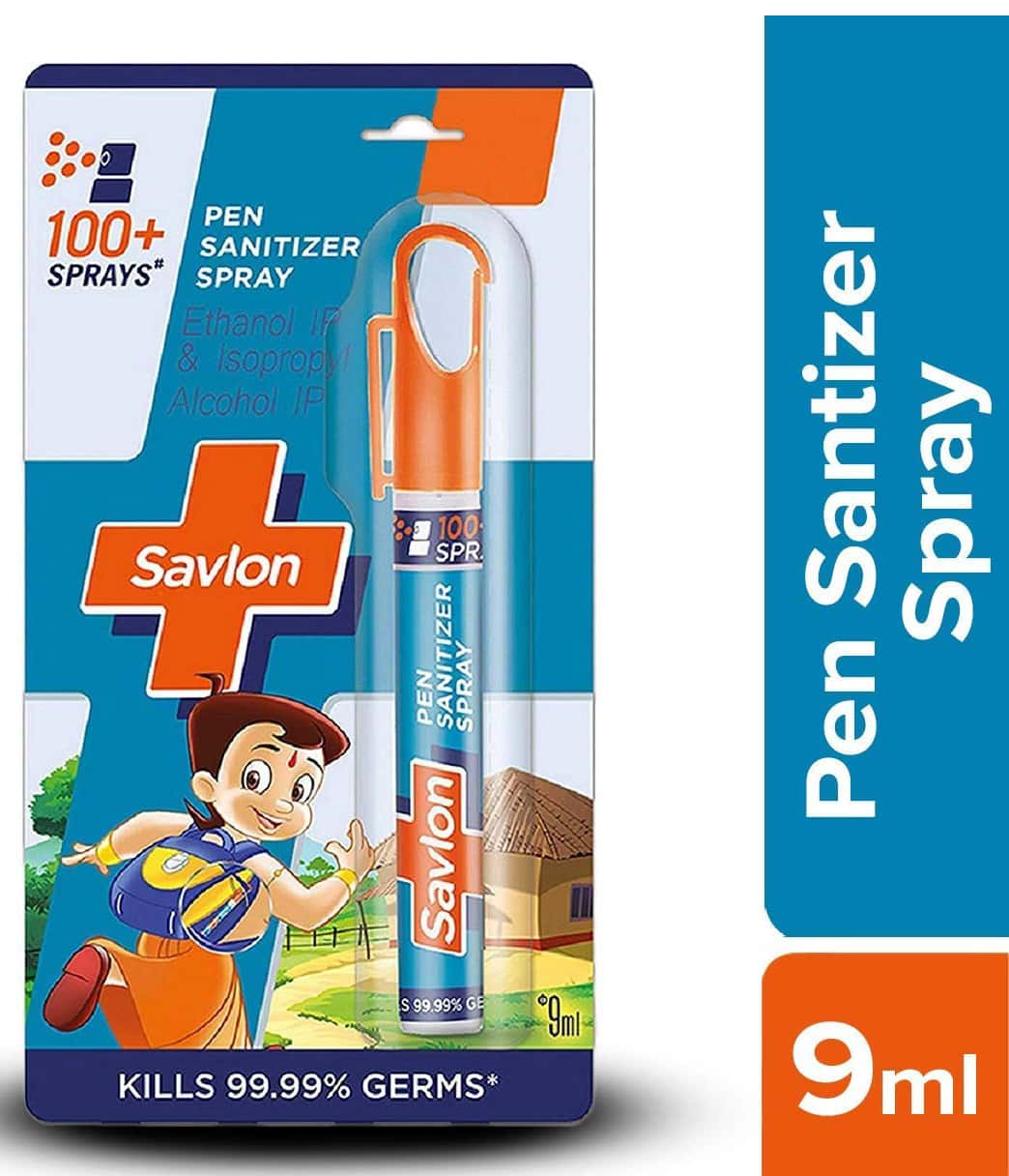 Savlon Pen Sanitizer Bottle Of 9 Ml