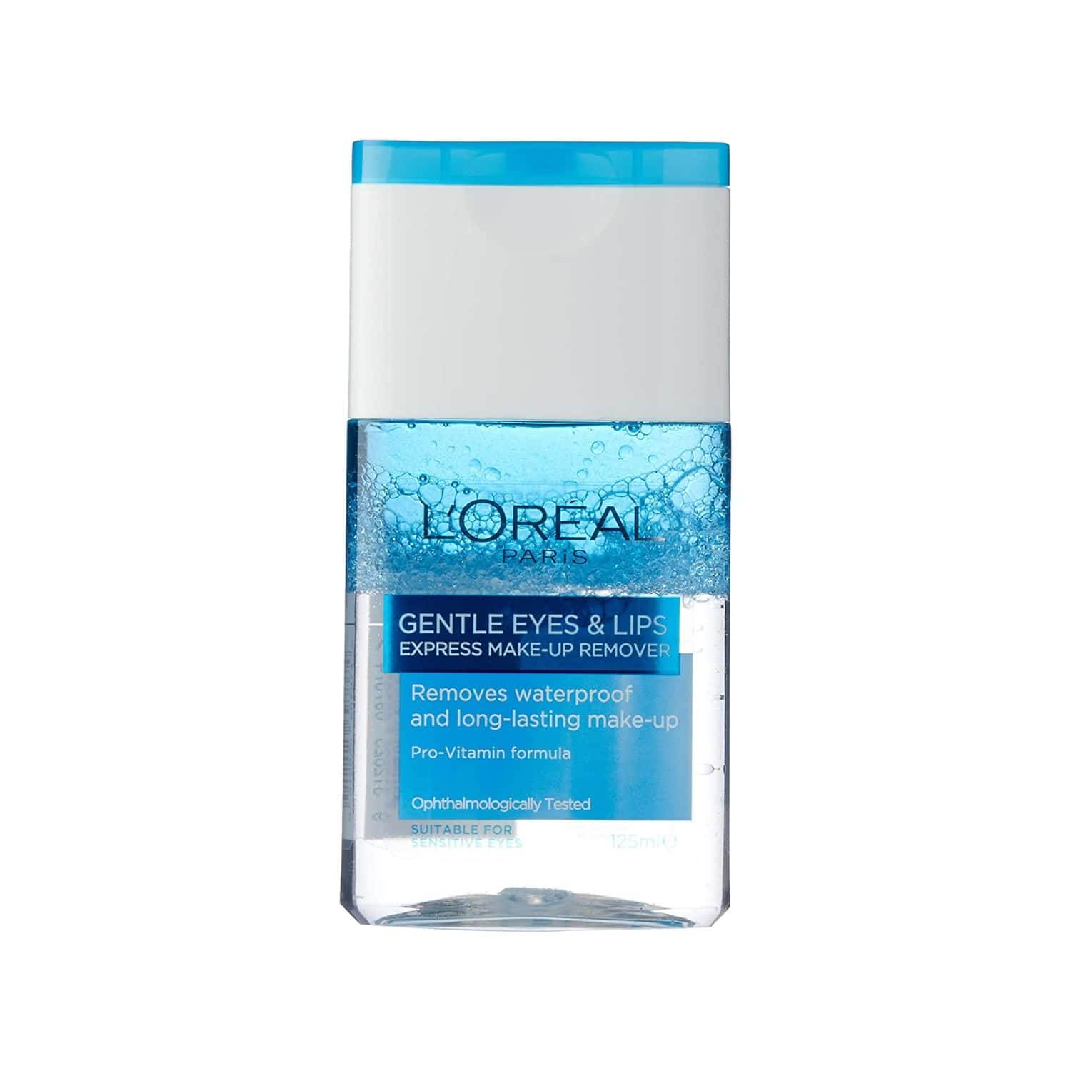 L'oreal Paris Dermo Expertise Lip And Eye Make-up Remover - 125 Ml