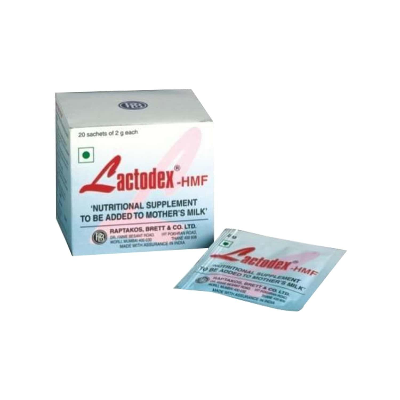 Lactodex - Hmf Nutritional Supplement Sachet Of 1 G