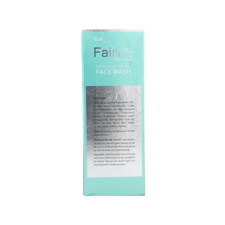 Fairlite  Face Wash  Tube Of 90 Ml