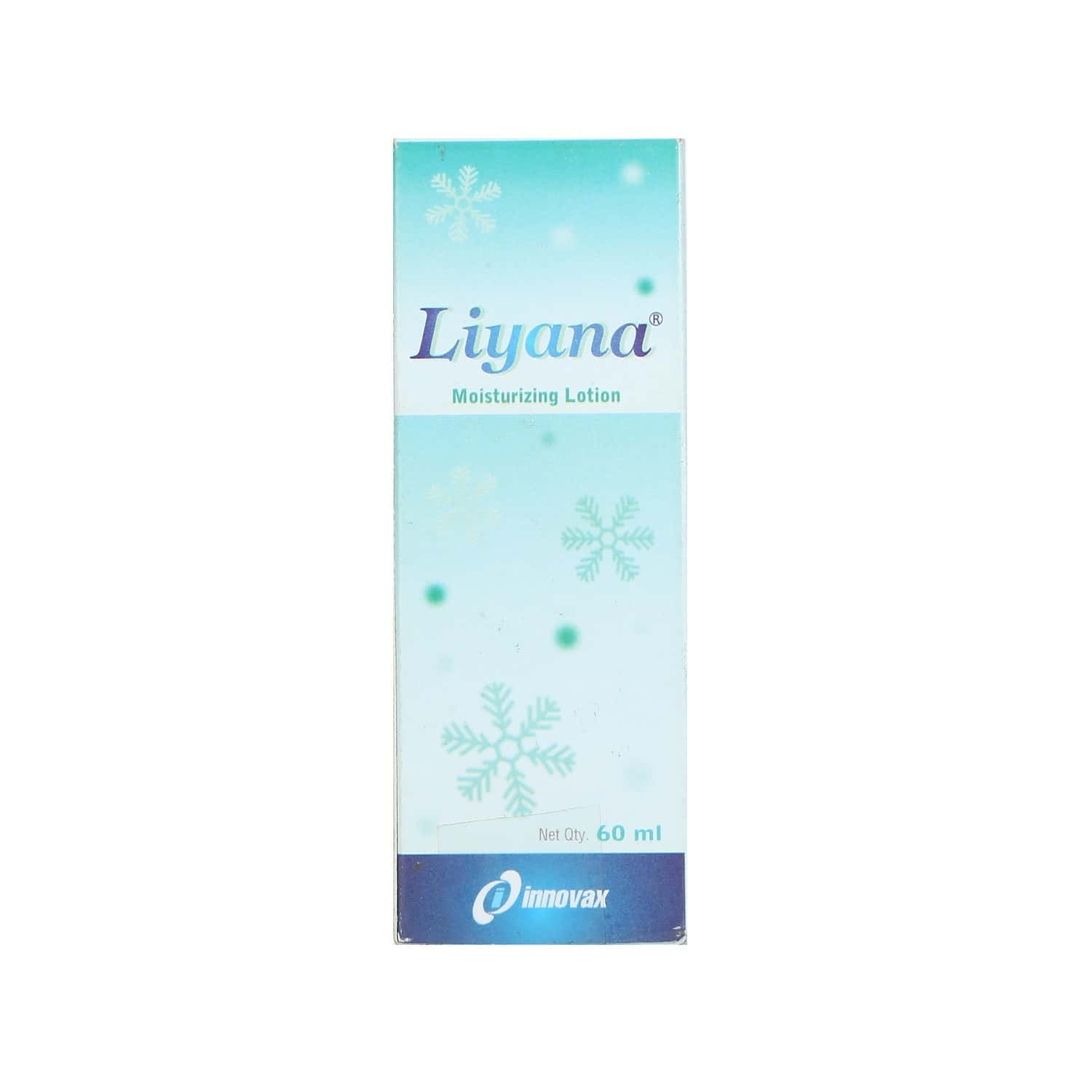 Liyana Lotion    Bottle Of 60 Ml