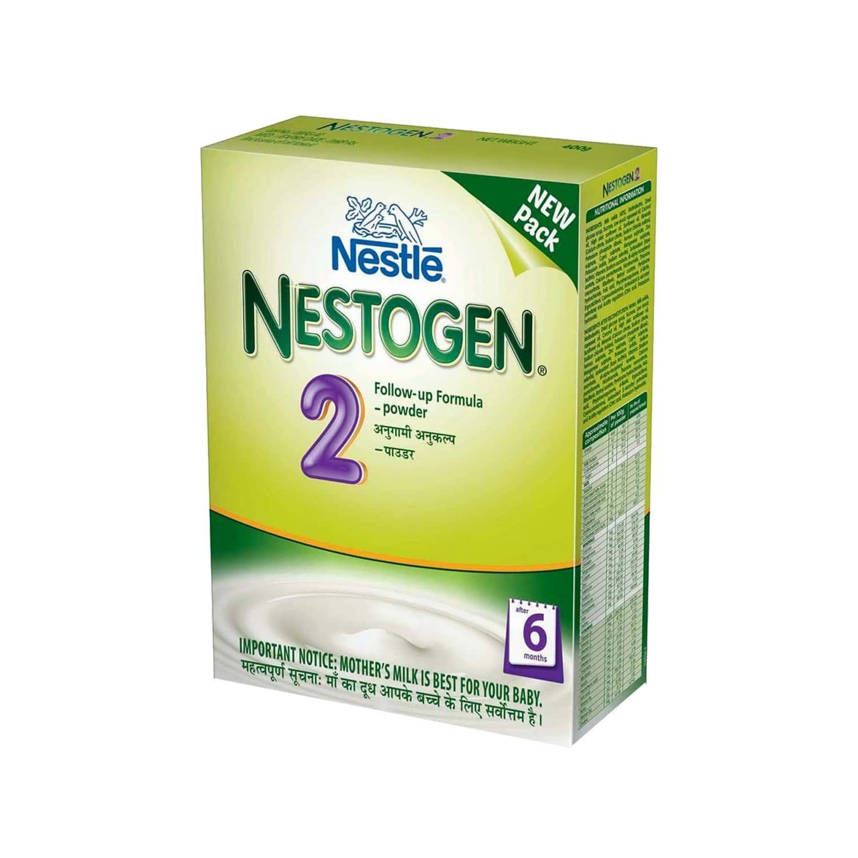 Nestle Nestogen 2 Follow Up Infant Formula (after 6 Months) Refill 400 Gm