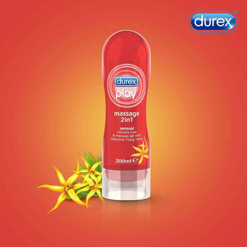 Durex Play Massage 2in1 Sensual 200 Ml