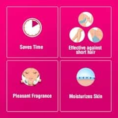 Veet Silk & Fresh  Hair Removal Cream Dry Skin Tube Of 25 G