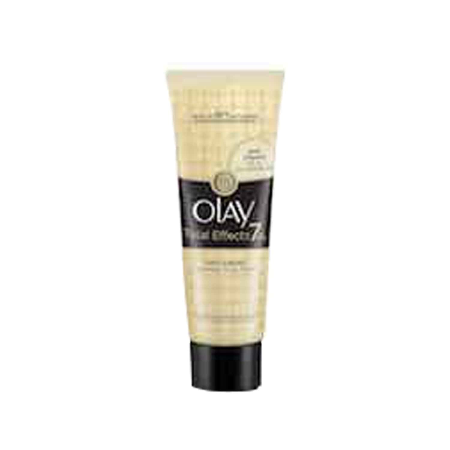Olay Total Effects Anti Ageing Face Wash Cleanser 100 Gm