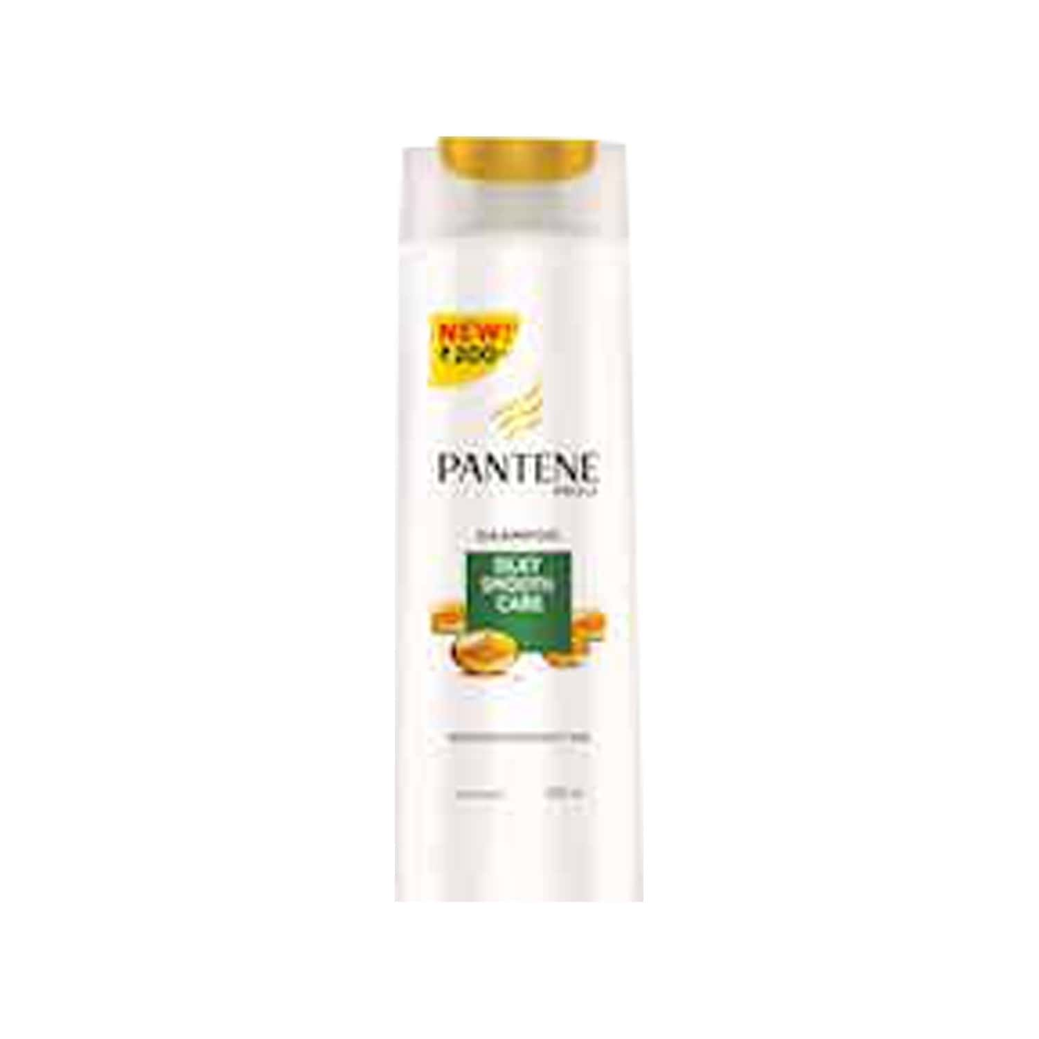 Pantene Shampoo Silky Smooth Care 340 Ml