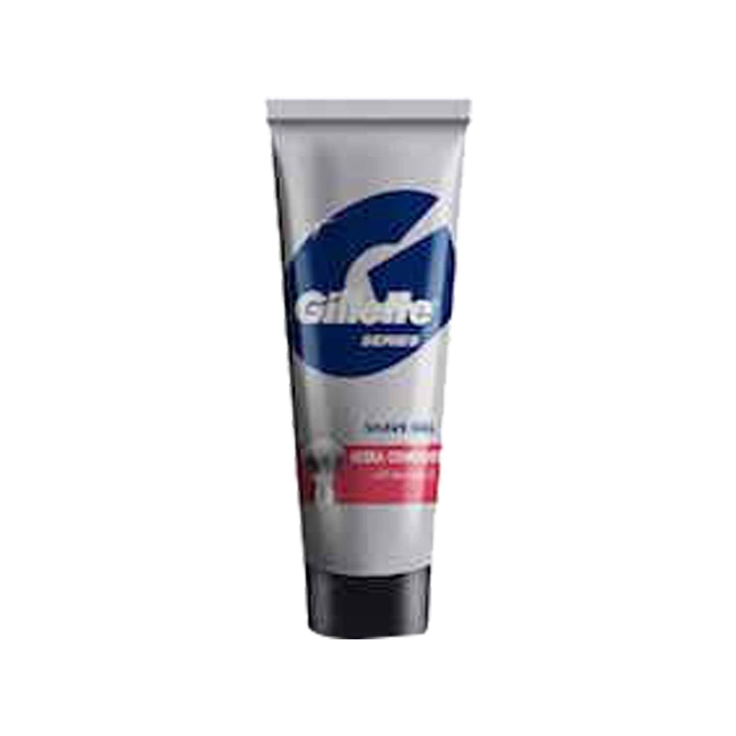 Gillette Ultra Comfort Pre Shave Gel Tube 60 Gm