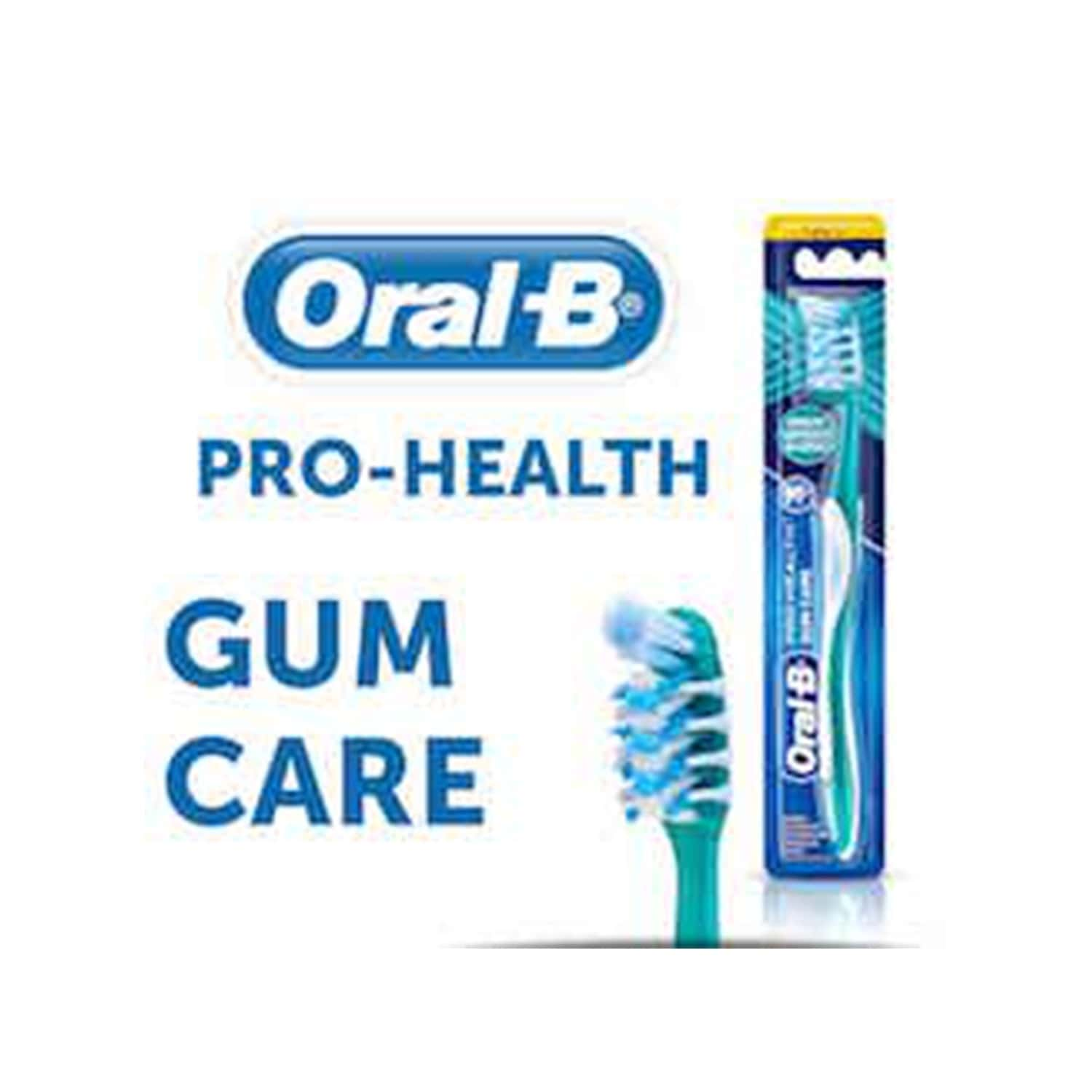 Oral-b Pro Health Soft Toothbrush Gum Care 1 Piece