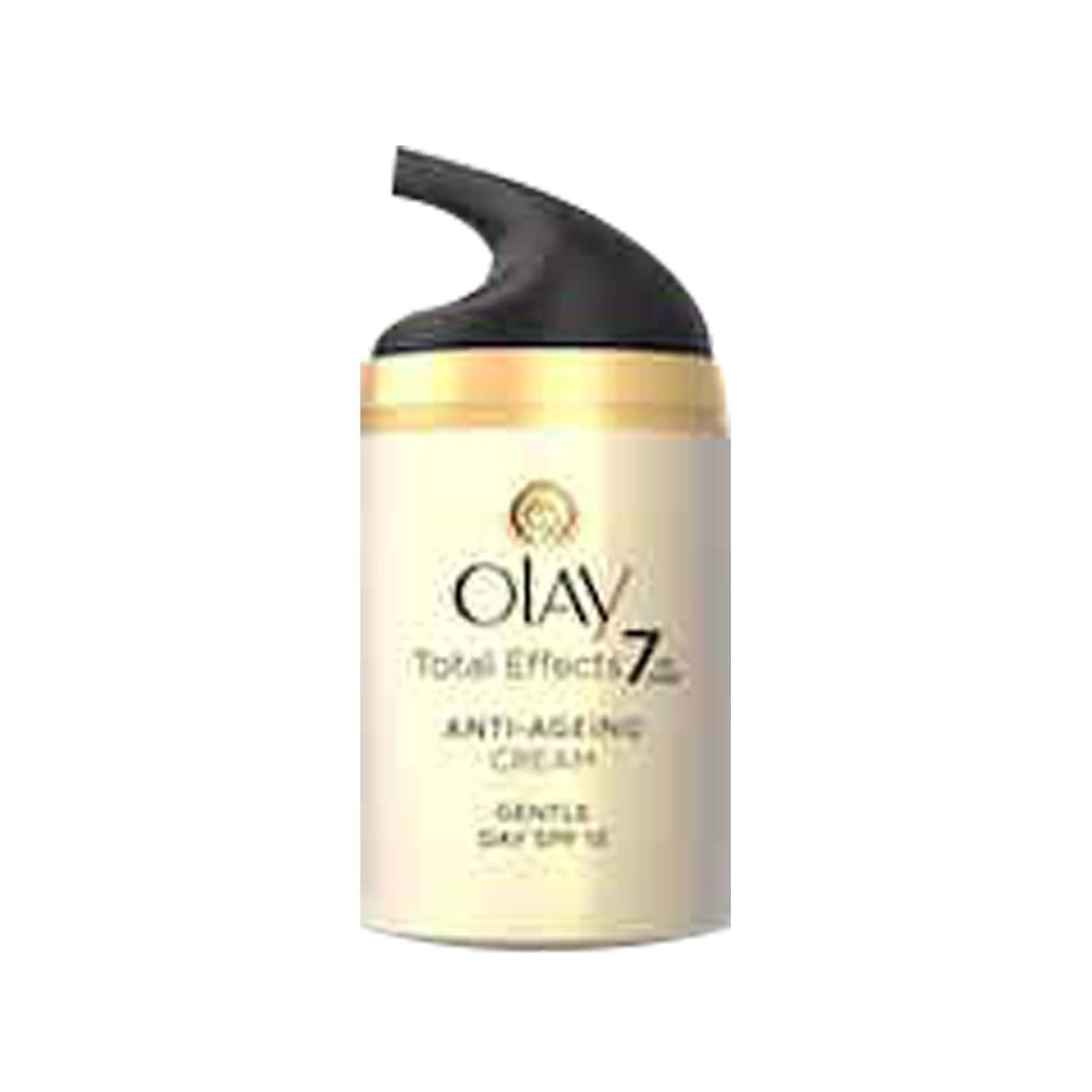 Olay Total Effects 7 In 1 Anti Ageing Skin Cream (moisturizer) Gentle Spf15 50 Gm