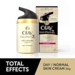 Olay Total Effects 7 In 1 Anti Ageing Skin Cream (moisturizer) Normal 50 Gm