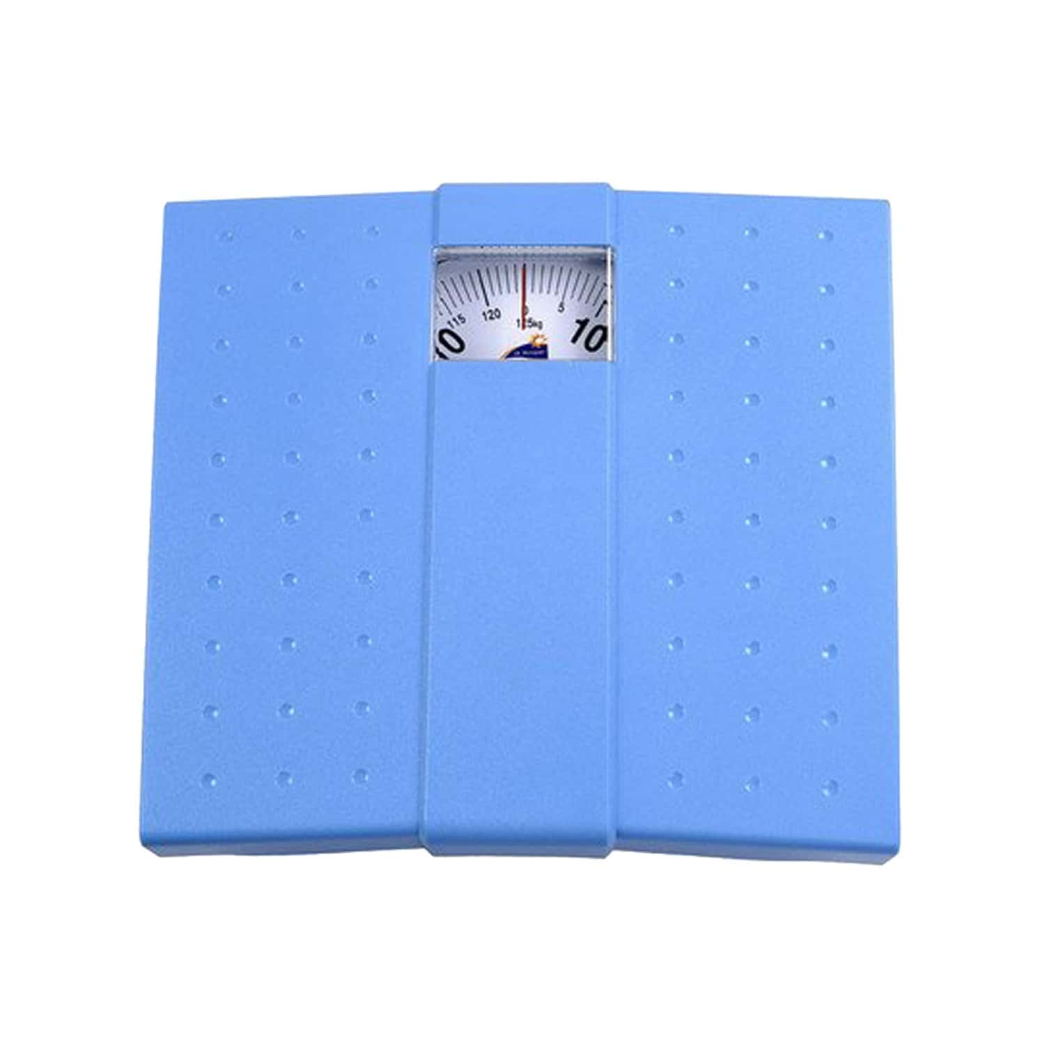 Dr Morepen Manual Weighing Scale - Ms 02 Blue/white 1 Piece