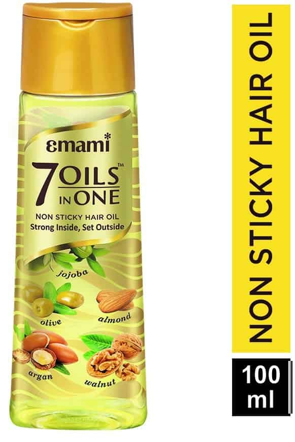 Emami 7 Oils In One Damage Control Hair Oil - 100ml