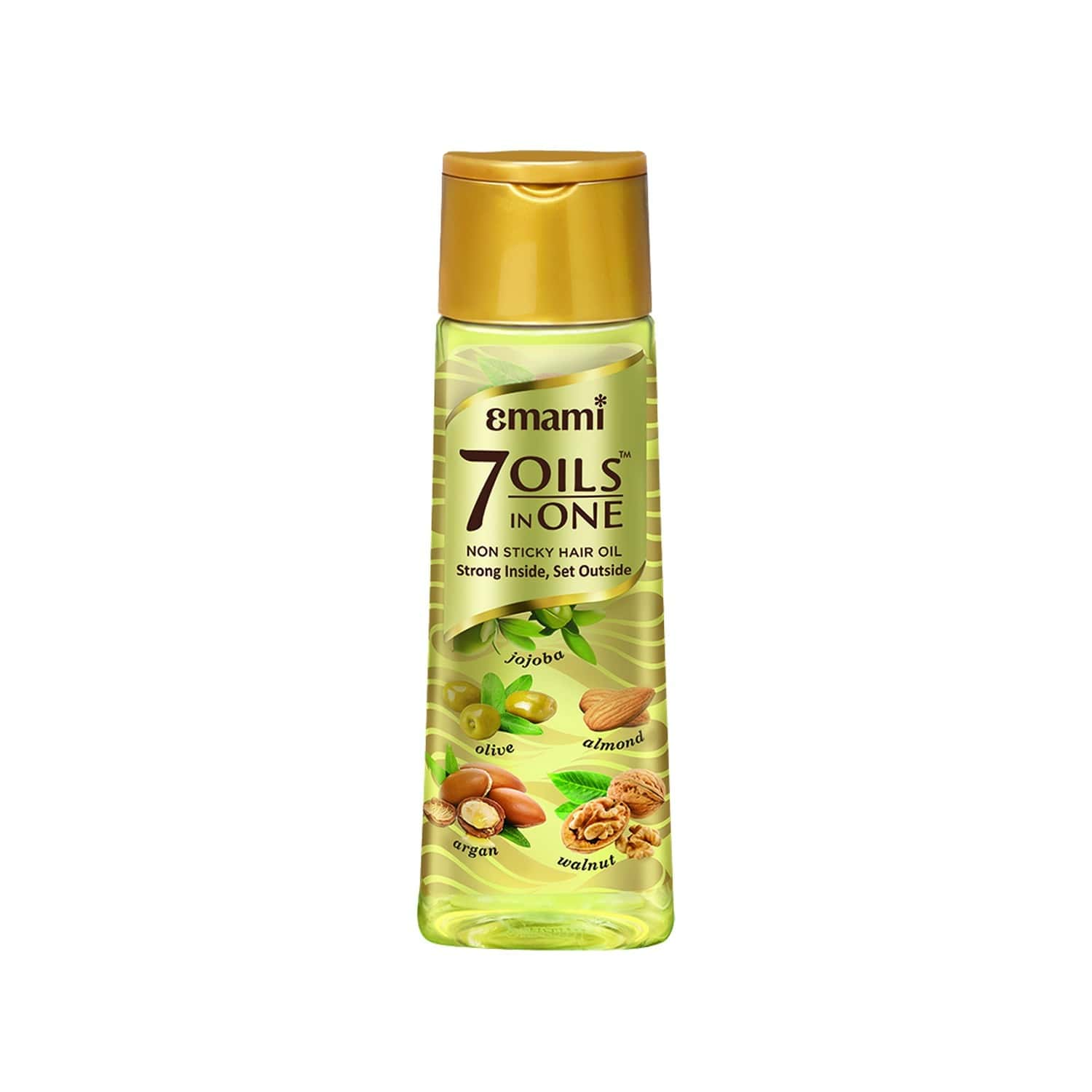 Emami 7 Oils In One Damage Control Hair Oil Bottle Of 100 Ml