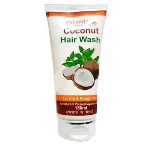 Patanjali Kesh Kanti Coconut Hair Wash 150 Ml