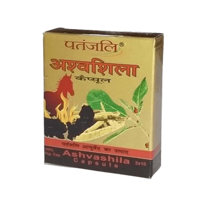 Patanjali Ashvashila 20 Capsules
