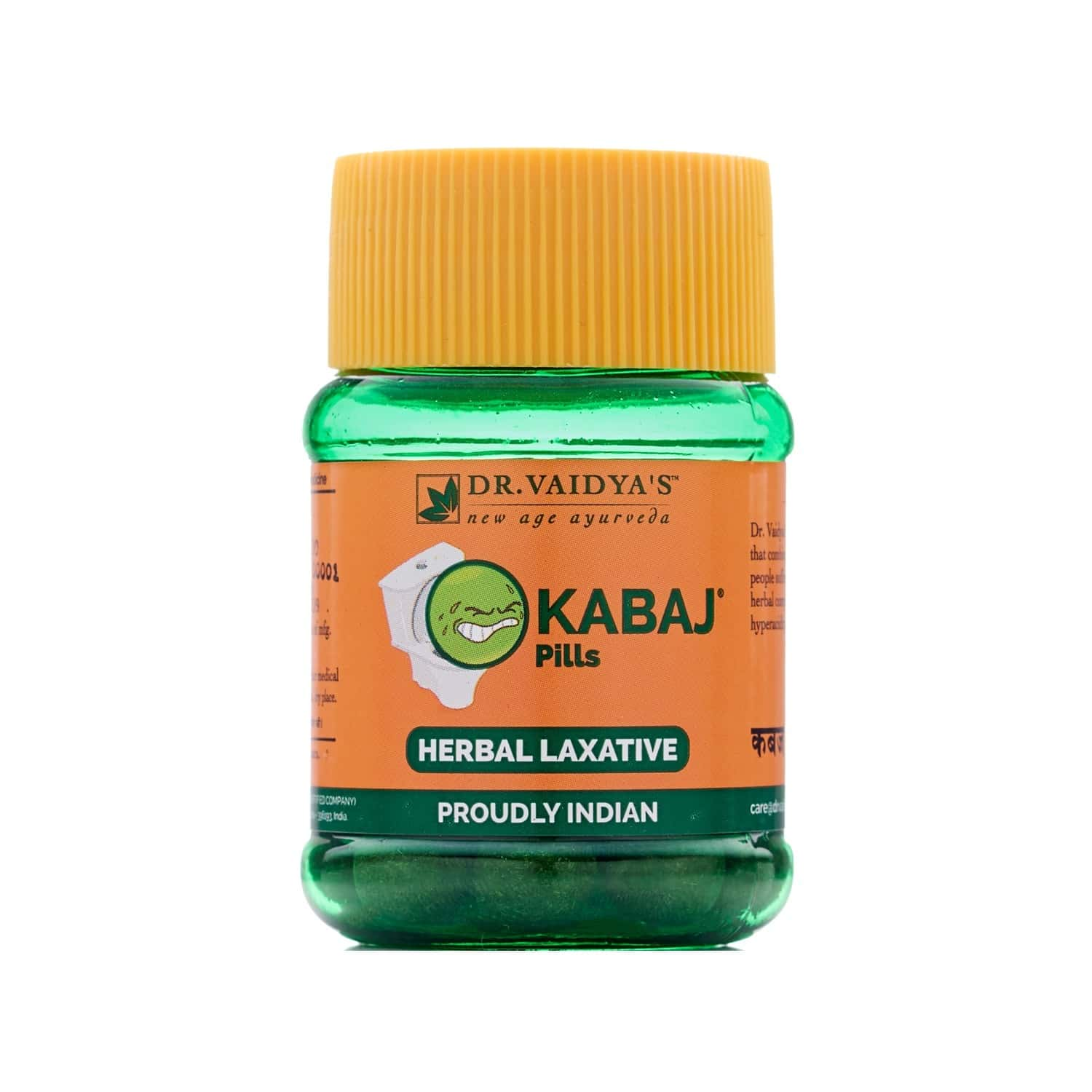 Kabaj Pills Relief From Constipation