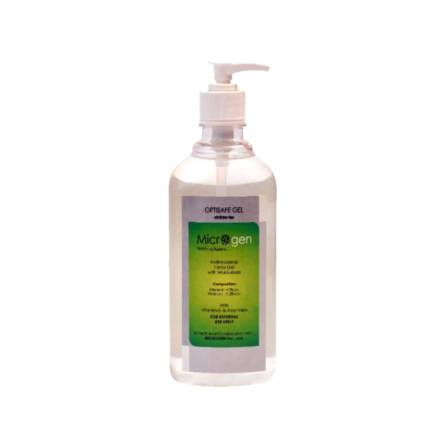 Microgen Optisafe Gel 500 Ml