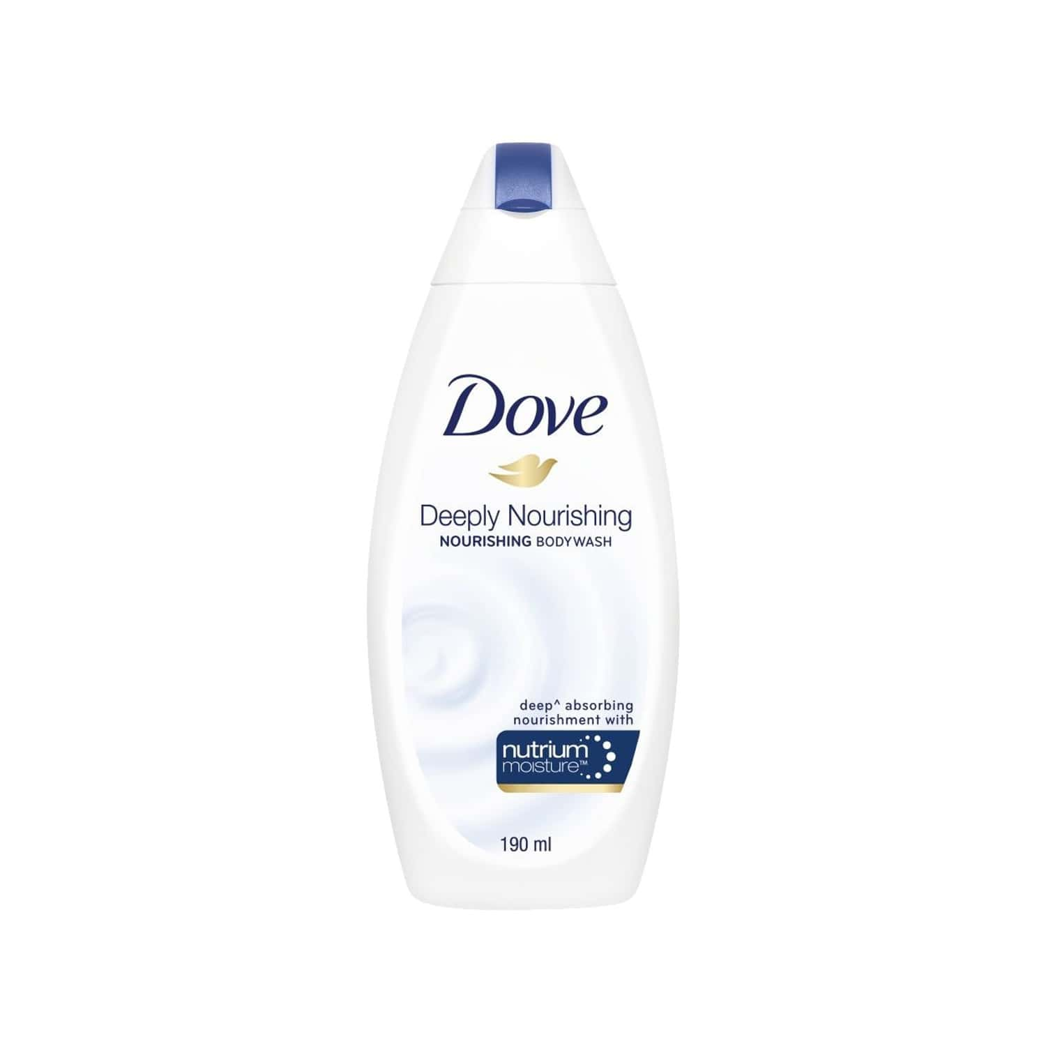 Dove Deeply Nourishing  Body Wash  Bottle Of 190 Ml