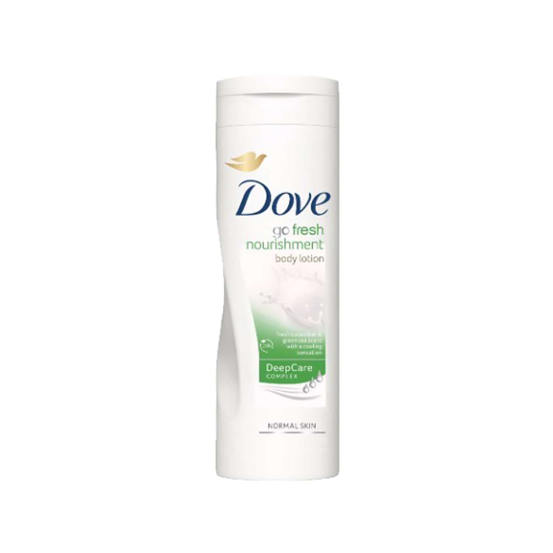 Dove Body Lotion, Go Fresh 250 Ml