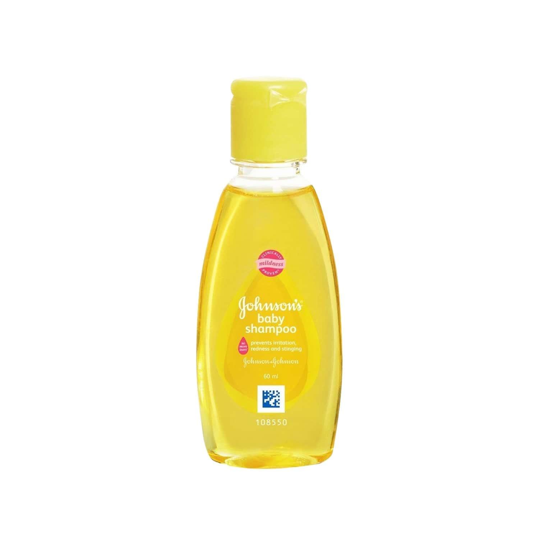 Johnson's Baby Shampoo 60ml