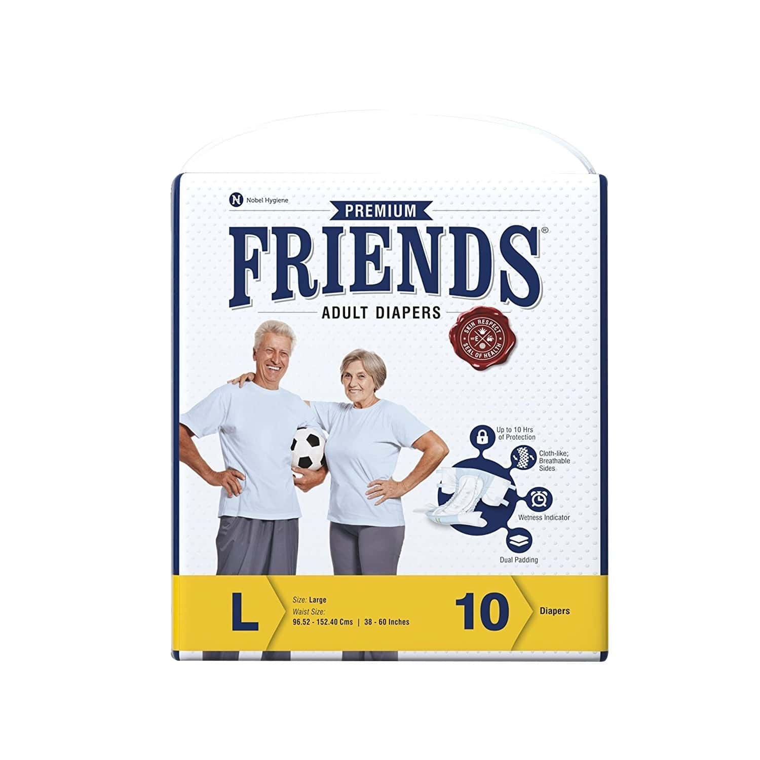 Friends Premium Adult Dry Pants L - 10s