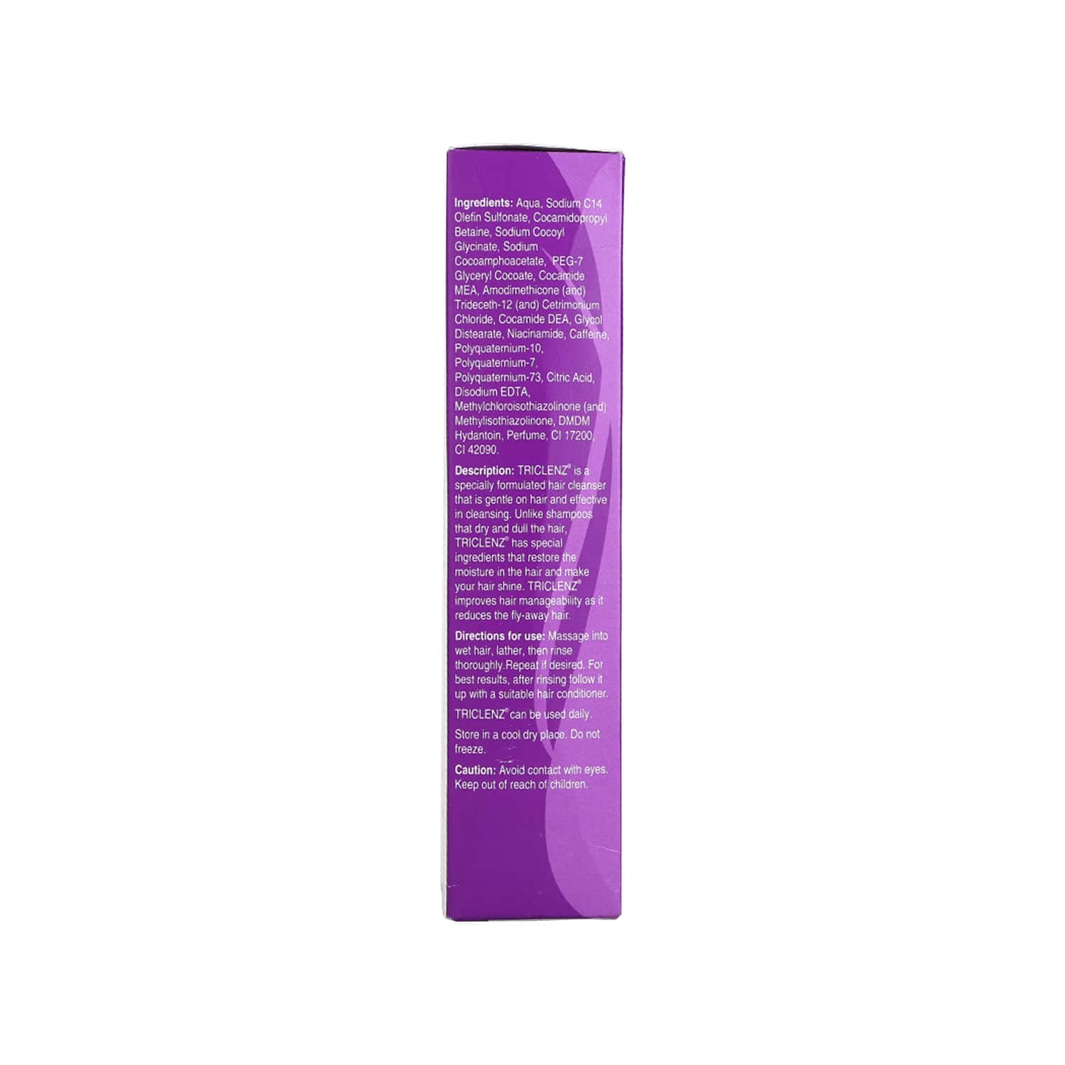 Triclenz Hair Cleanser Bottle Of 250 Ml