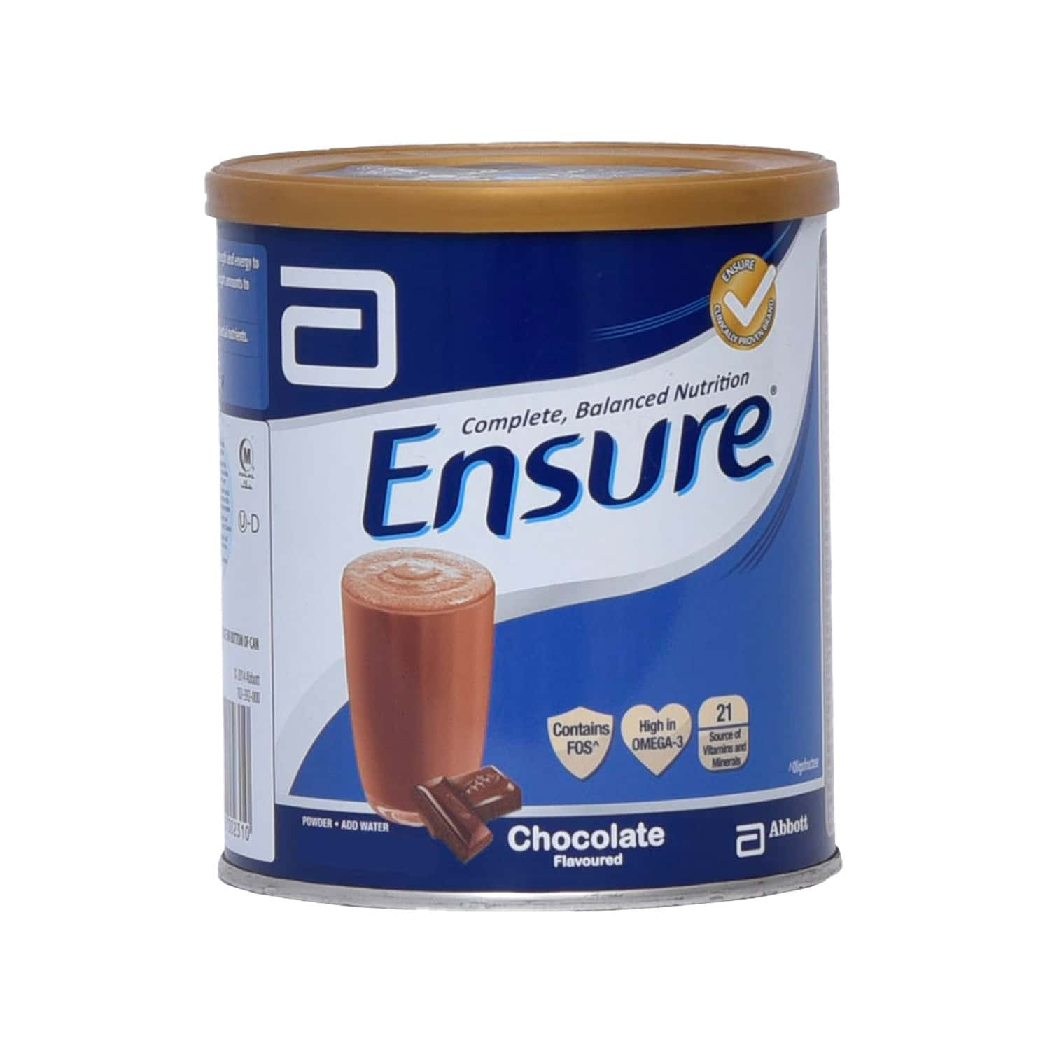 Ensure Chocolate Nutrition Drink Tin Of 200 G