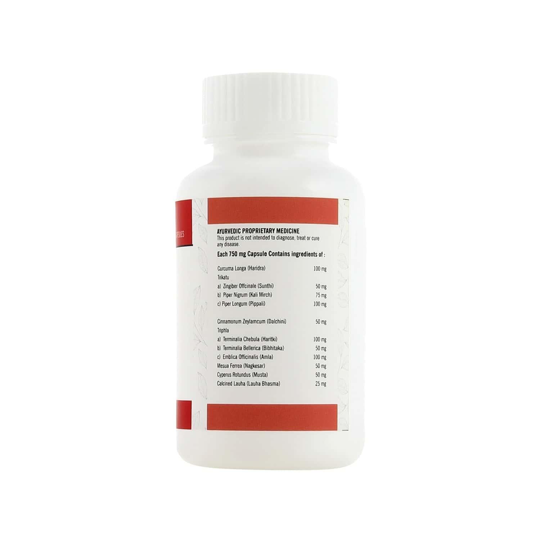 Pure Heam - Purifies Blood, Skin Diseases 60 Capsules