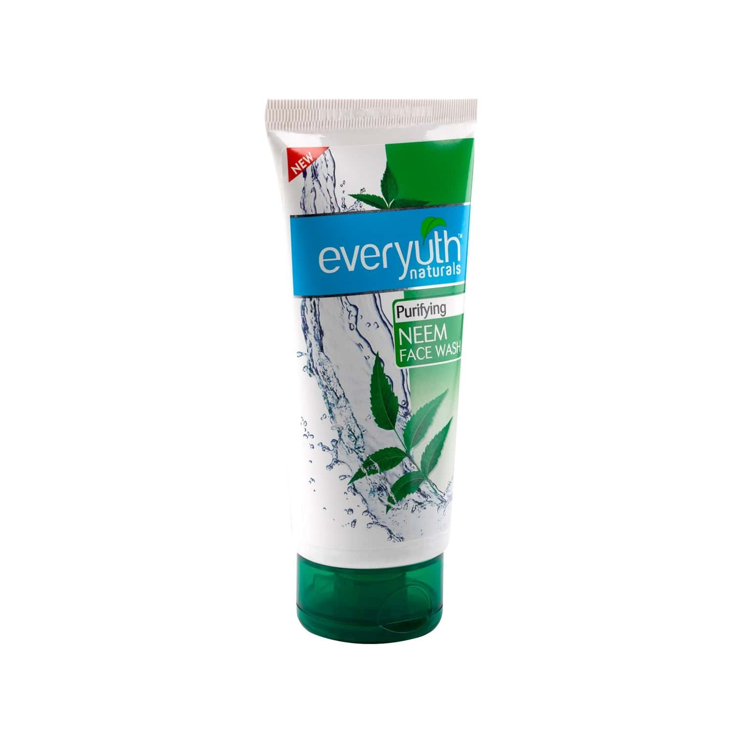 Everyuth Naturals Purifying Neem Face Wash 150 Gm