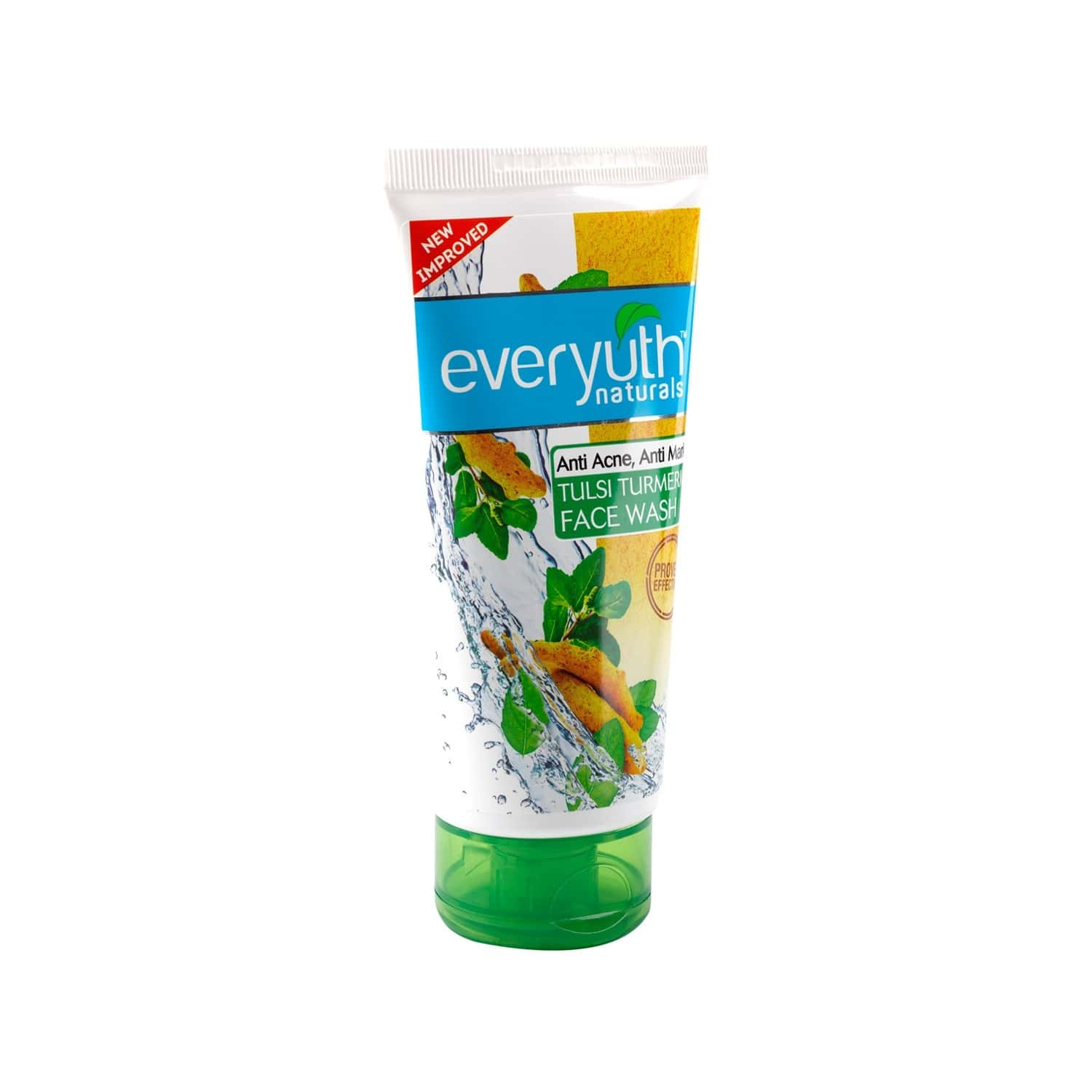 Everyuth Naturals Anti Acne Anti Marks Tulsi Turmeric Face Wash 150 Gm