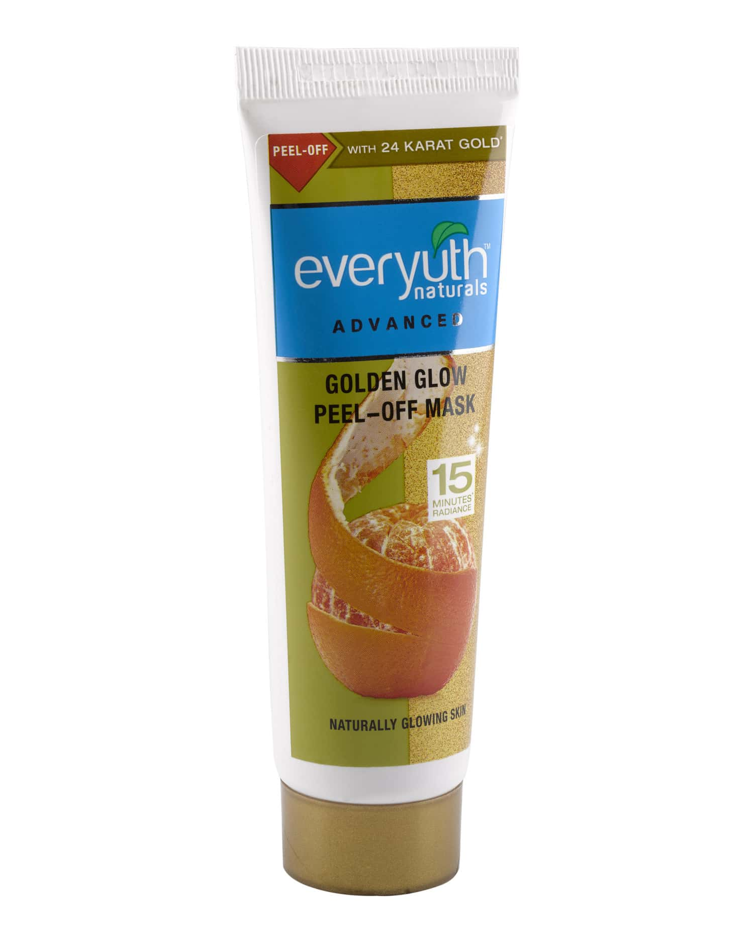 Everyuth Naturals Advanced Golden Glow Peel-off Mask With 24k Gold 90 Gm