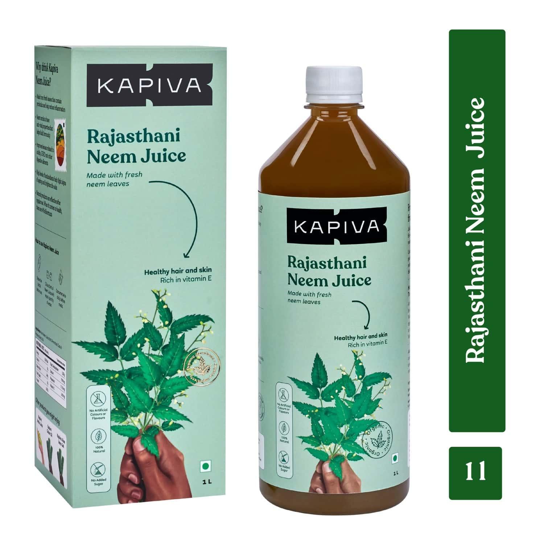 Kapiva Neem Health Juice Bottle Of 1 L