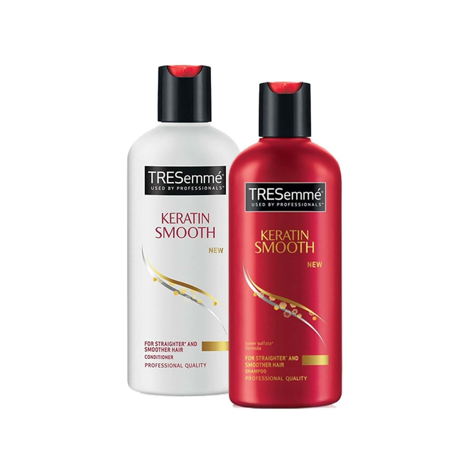 Tresemme Keratin Smooth Value Pack (shampoo And Conditioner)