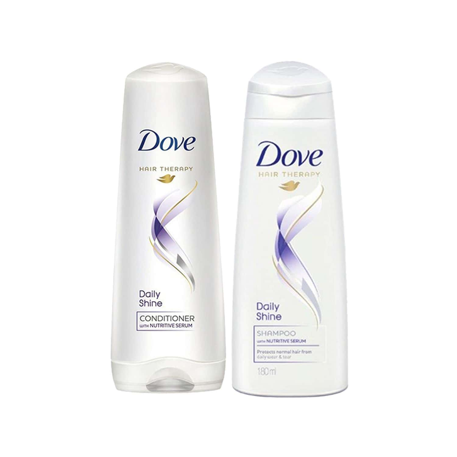 Dove Daily Shine Value Pack (shampoo And Conditioner)