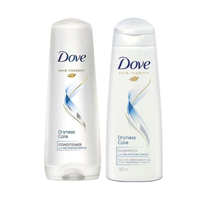 Dove Dryness Care Value Pack (shampoo And Conditioner)