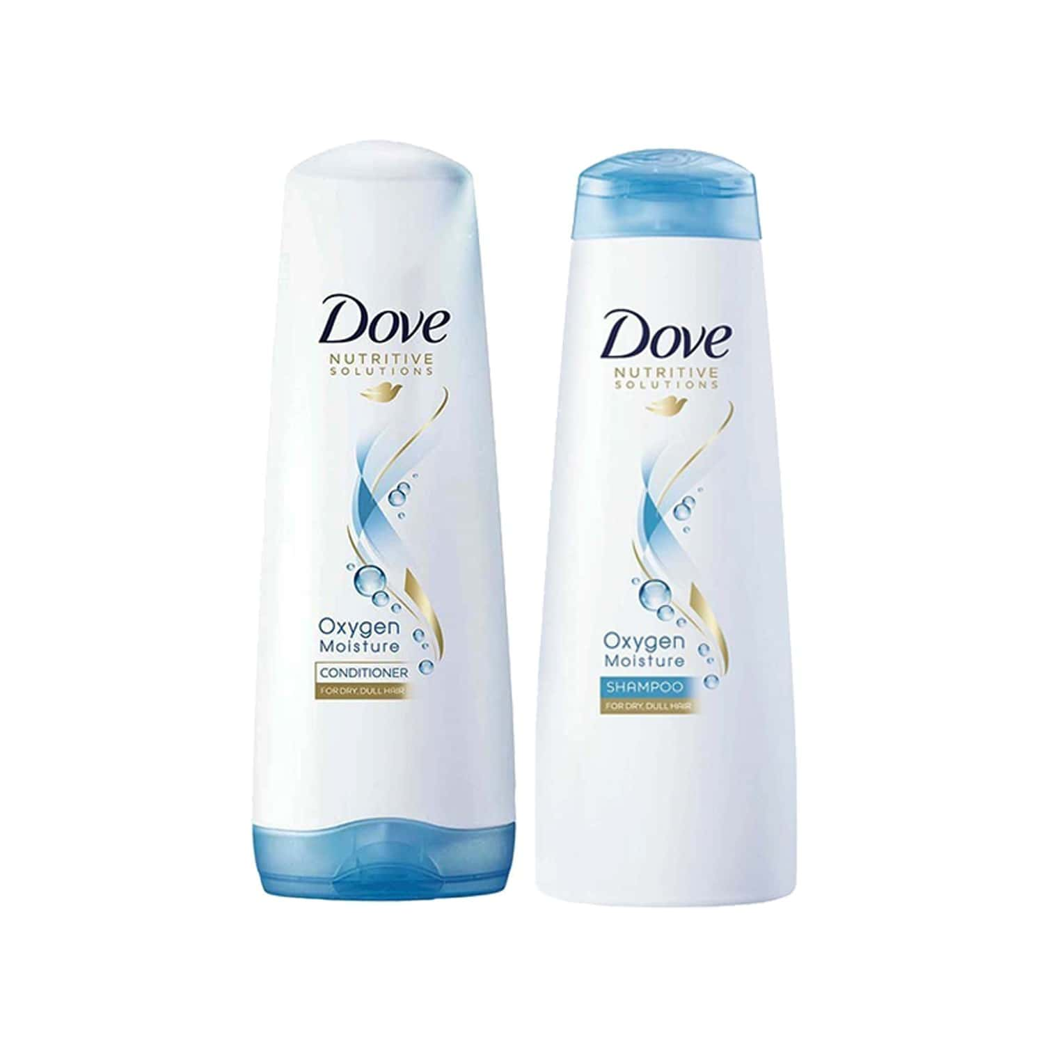 Dove Oxygen Moisture Value Pack (shampoo And Conditioner)