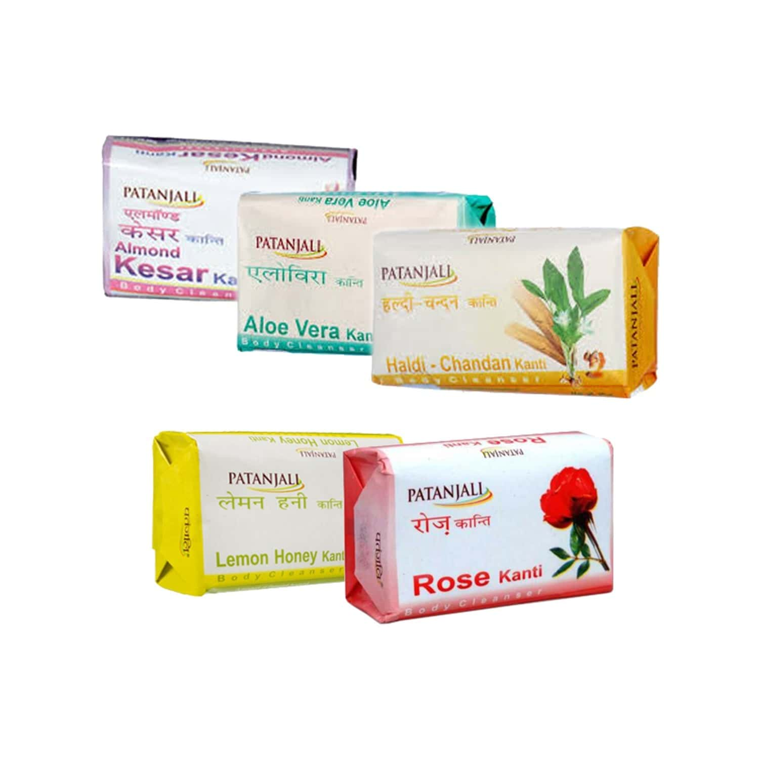 Patanjali Body Cleanser (pack Of 6)