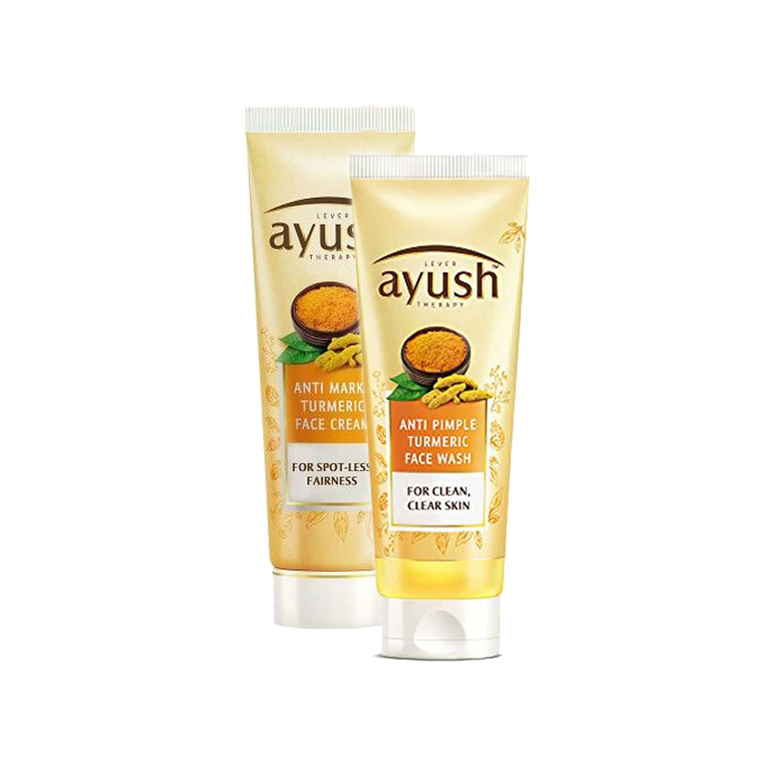 Lever Ayush Value Pack (face Cream And Face Wash)