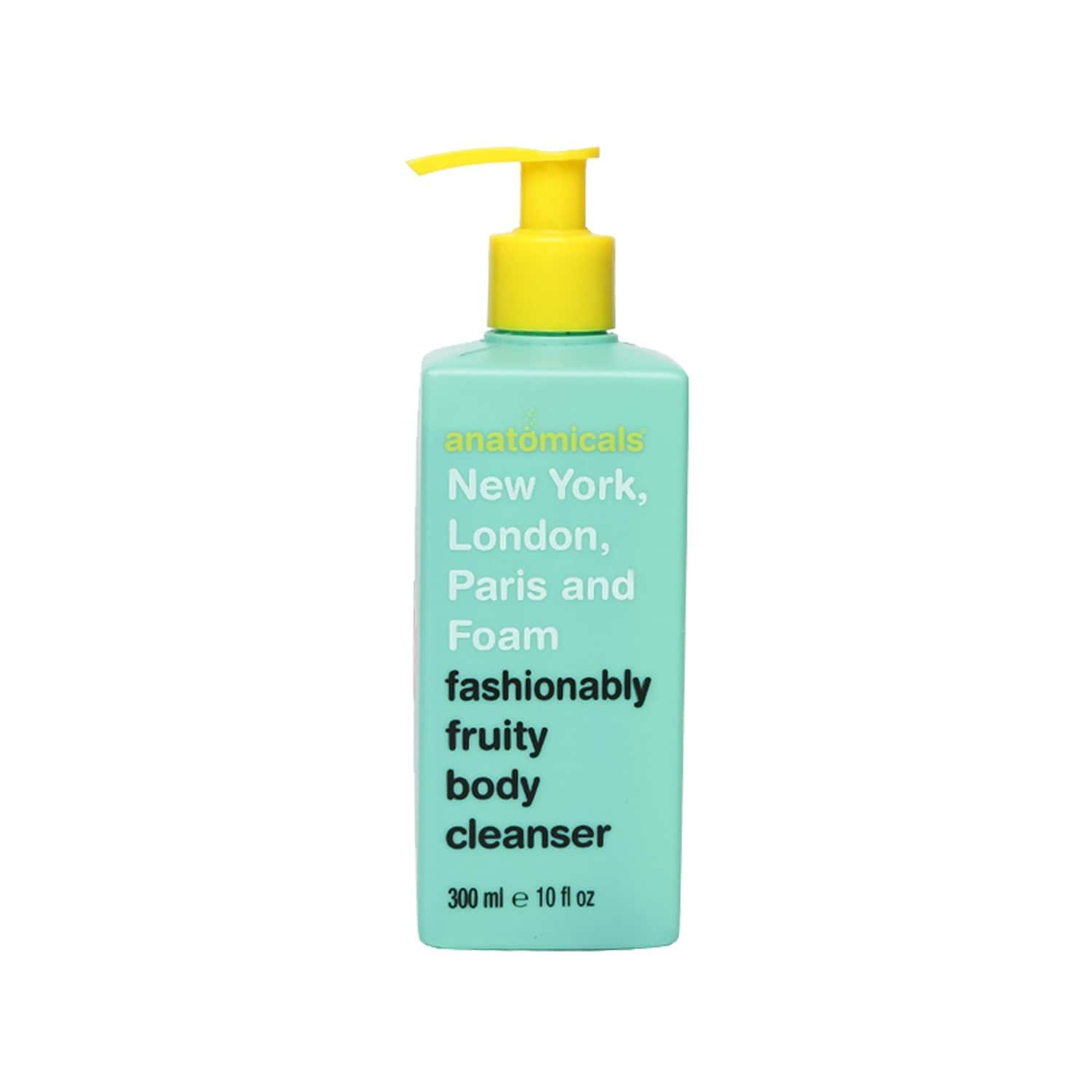 Anatomicals Fashionably Fruity Body Cleanser 300 Ml
