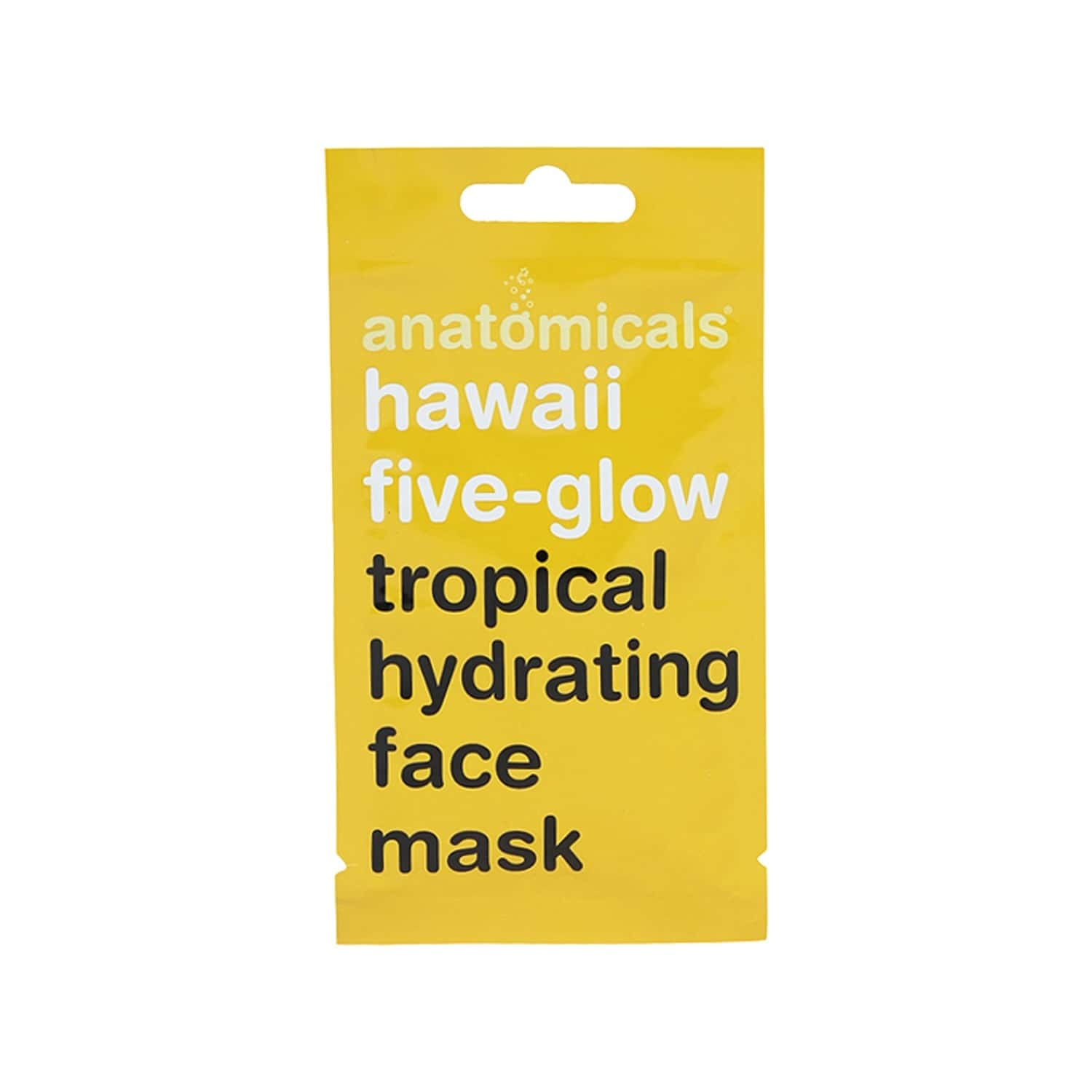 Anatomicals Tropical Hydrating Face Mask 15 Ml