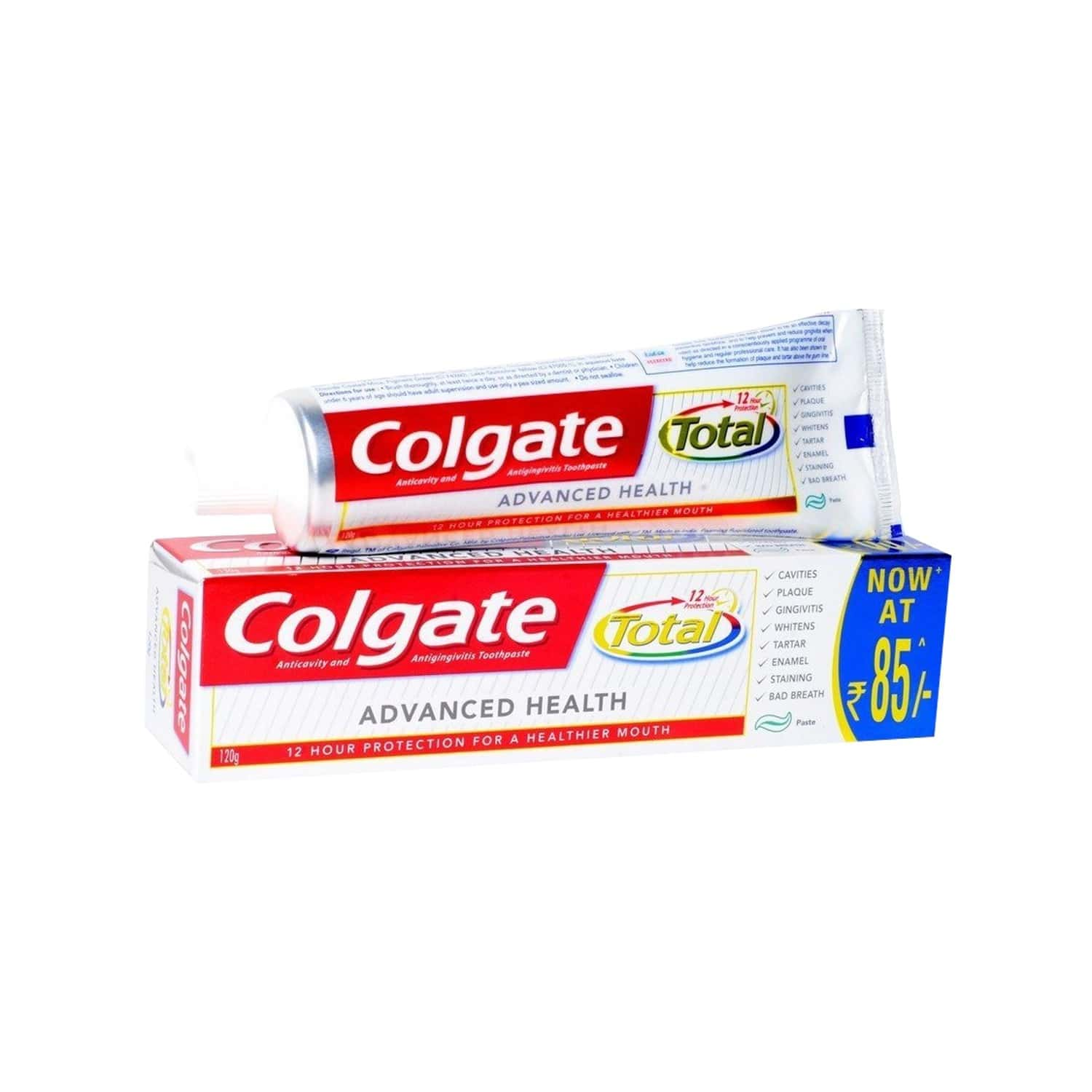 Colgate Toothpaste-total Advance Health - 120 G - Advanced Protection