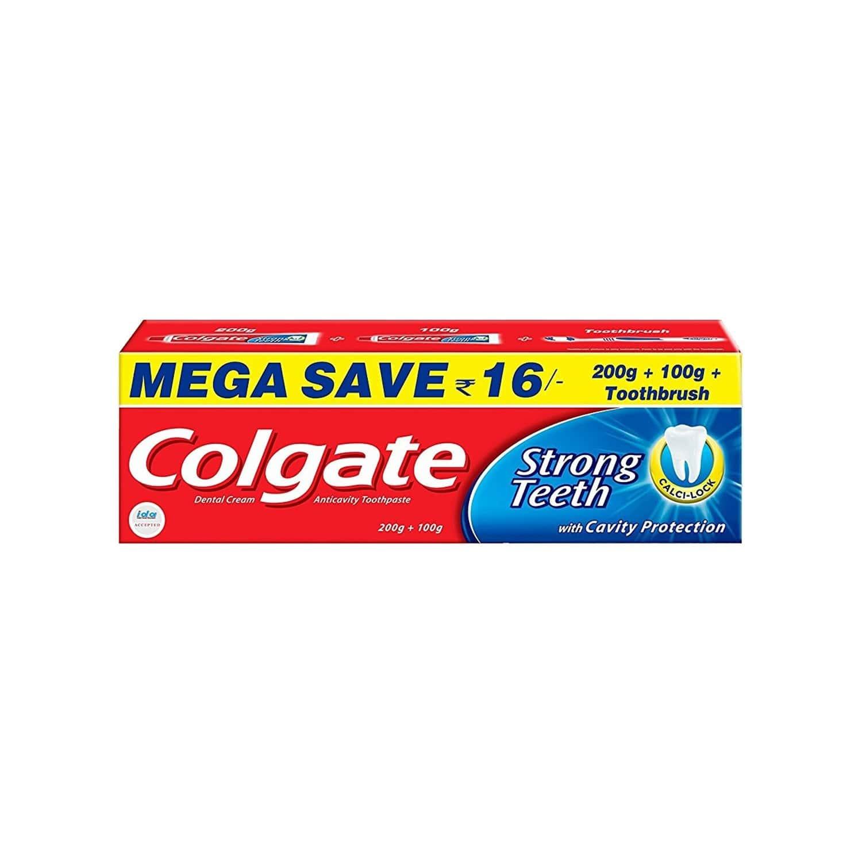 Colgate Toothpaste - Cibaca - 350 G - Anti-cavity
