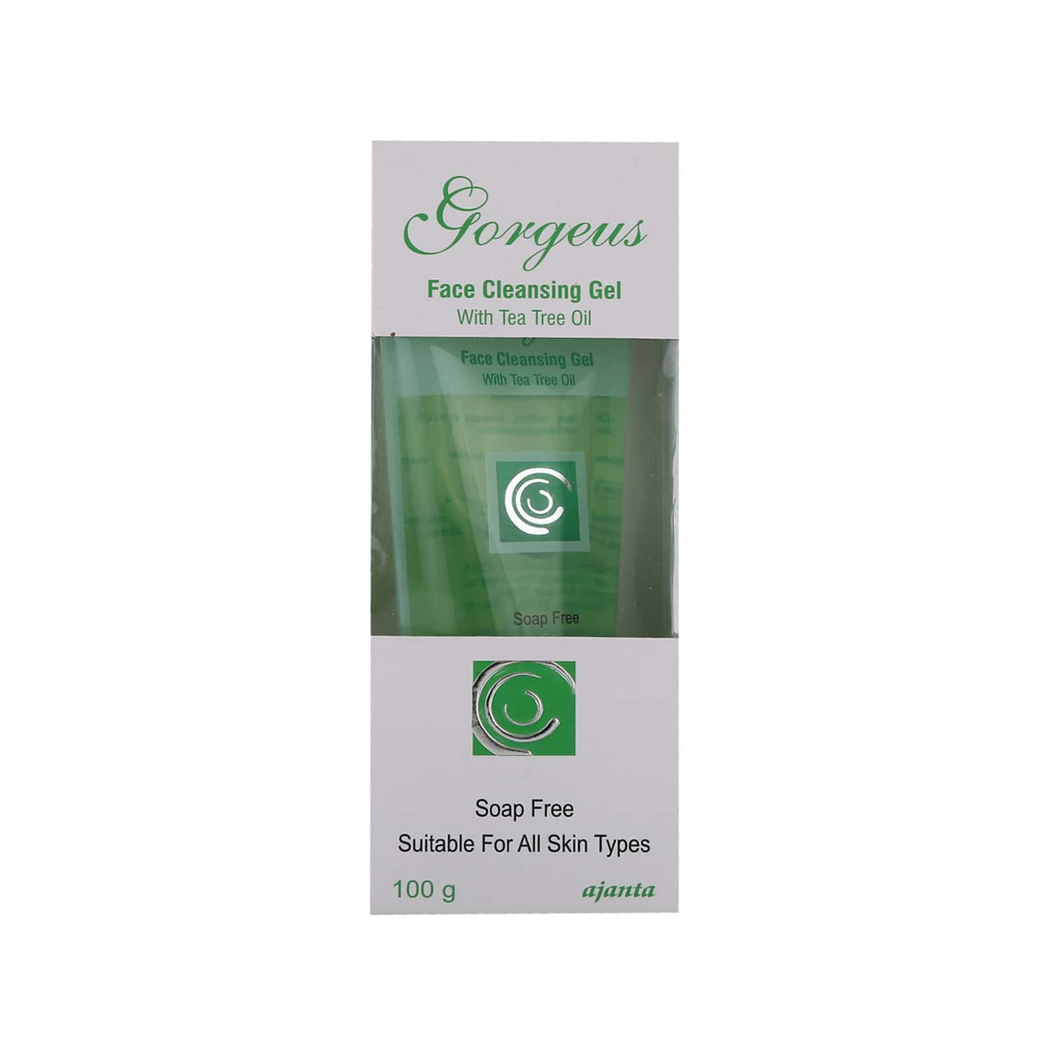 Gorgeus  Face Cleansing Gel  Tube Of 100 G