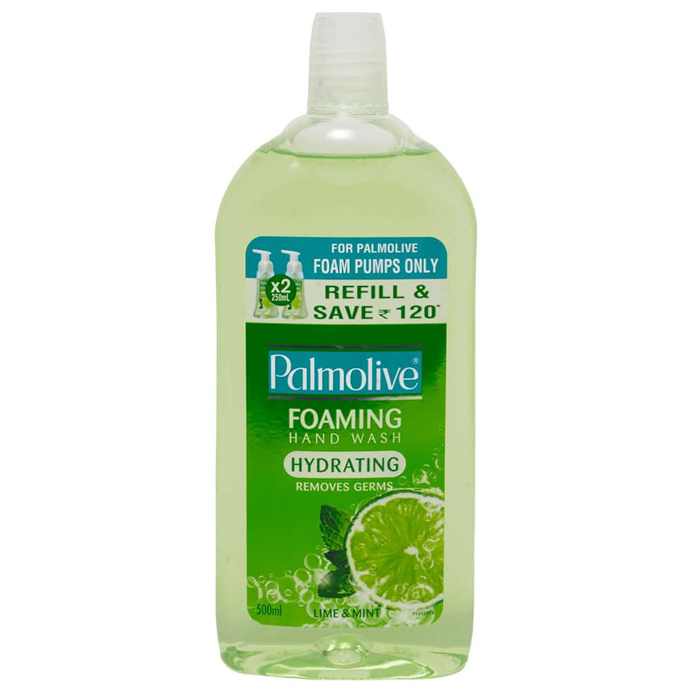 Palmolive Lime & Mint Handwash  Refill Of 500 Ml