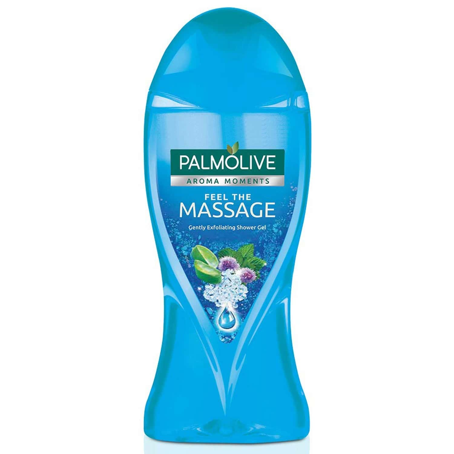 Palmolive Shower Gel 250 Ml Feel The Massage Body Wash - Imported